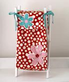 Lizzie  Hamper with Frame by Cotton Tale Designs