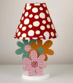 Lizzie  Decorator Lamp by Cotton Tale Designs