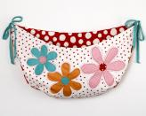 Lizzie  Toy Bag by Cotton Tale Designs