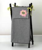 Poppy  Hamper with Frame by Cotton Tale Designs