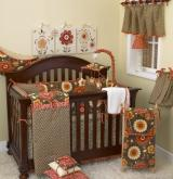 Peggy Sue 4 Piece Baby Bedding Set by Cotton Tale Designs