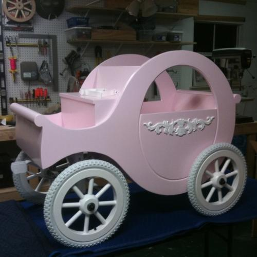 How To Read Tire Size >> Princess Wagon in Pink