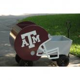 Football Helmet Wagon A&M Texas