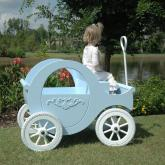 Princess Wagon in Blue