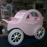 Princess Wagon in Pink