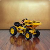Pedal Tractor with Dumper