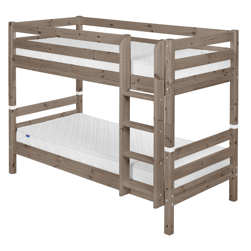 Jungle Bunk Bed By Flexa Shown In Whitewash