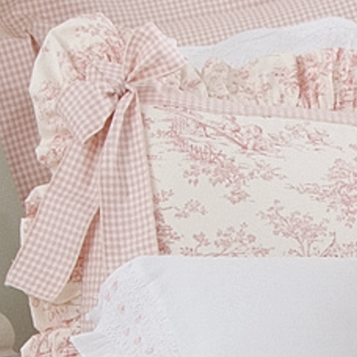 Isabella.toile.sham.with.bow