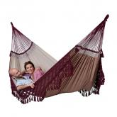 Bordeaux Lace Family Hammock