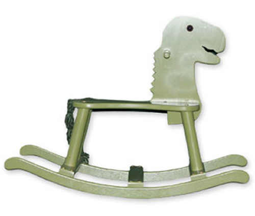 Dinosaur Toddler Rocker