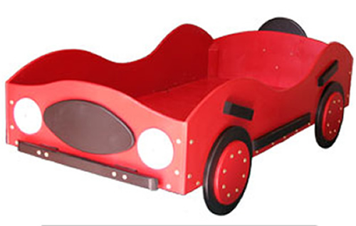 Rad Racer Toddler Bed