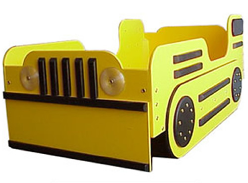 Bulldozer Toddler Bed Plans | Home Design Ideas
