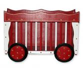 Circus Carrier Toy Box