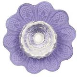 Lavender Daisy Knob by Jubilee