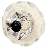 Ivory Lily Pad Knob by Jubilee