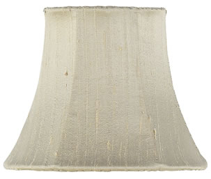 Solid Taupe Chandelier Shade