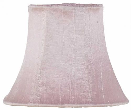 Solid Pink Chandelier Shade
