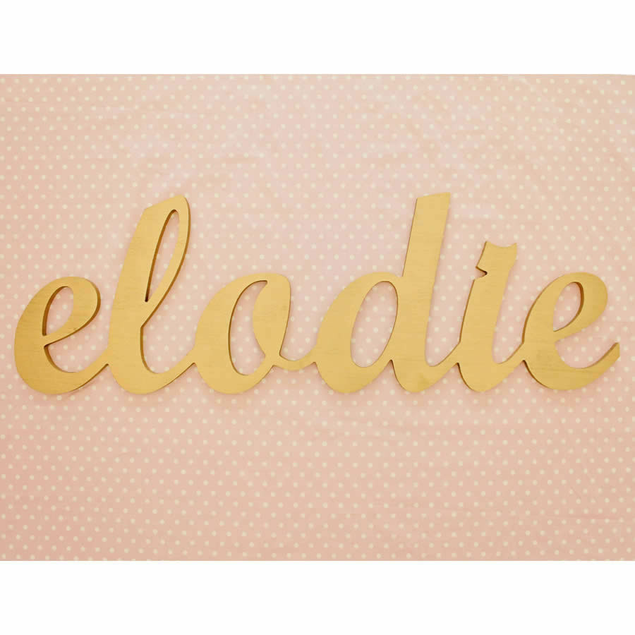 Gold Letters For Wall Metallic Gold Cursive Wall Letters