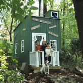 Lil' Raskal's Lookout Playhouse