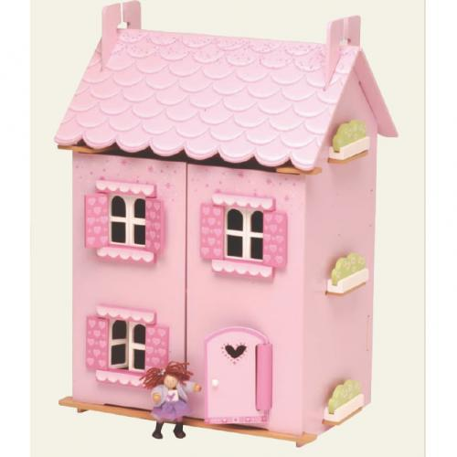 My First Dream Dollhouse - Furnished