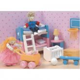Sugar Plum Childrens Room