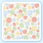 Bubbles Fabric by Maddie Boo