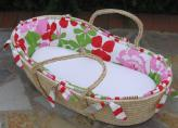 Alexis Moses Basket by Maddie Boo