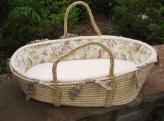 Campbell Moses Basket by Maddie Boo