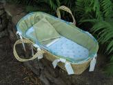 Kirby Moses Basket by Maddie Boo
