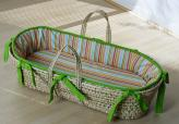 Minnie Moses Basket by Maddie Boo