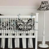 Amanda Crib Bedding by Maddie Boo