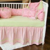 Carli Crib Bedding by Maddie Boo