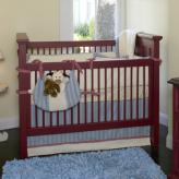 Henry Crib Bedding by Maddie Boo
