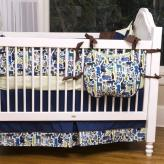 Parker Crib Bedding by Maddie Boo