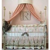 Letter Plaque R - Distressed Tan