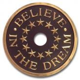 Believe in the Dream Chandelier Medallion  - Custom