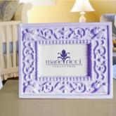 Picture Frame - Distressed Lilac