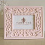 Picture Frame - Distressed Pink