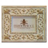 Picture Frame in Distressed Ivory