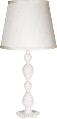 Betsy Lamp by Maura Daniel (White Luca Shade)