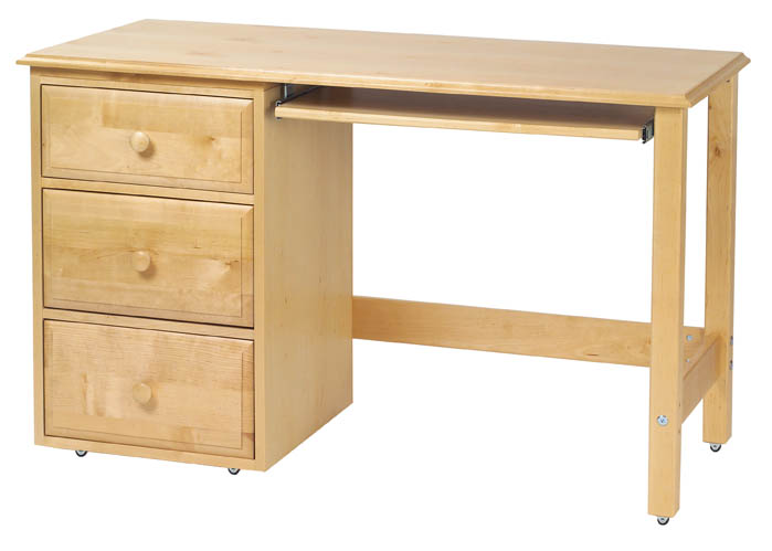 Student Desk By Maxtrix Kids Shown In Natural