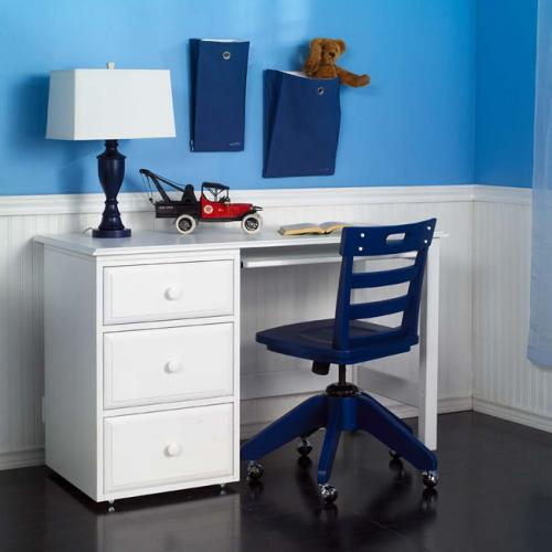 Student Desk by Maxtrix Kids (shown in white)