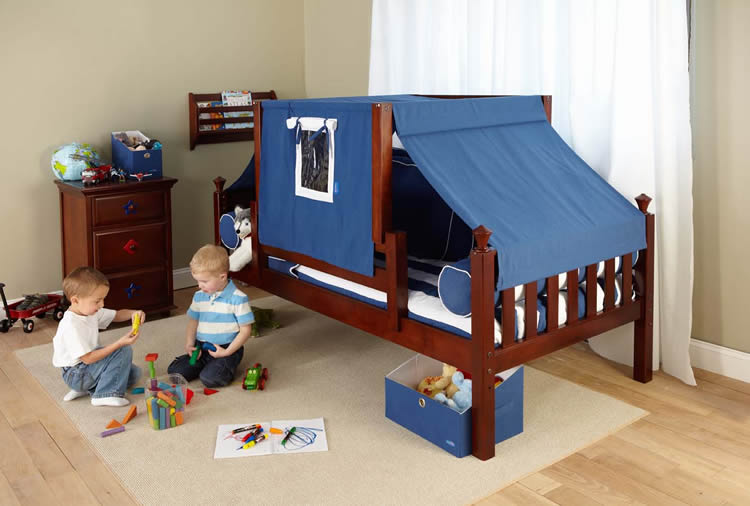 Yo 22 toddler bed alternative by maxtrix kids 250 - Toddler beds for boys ...