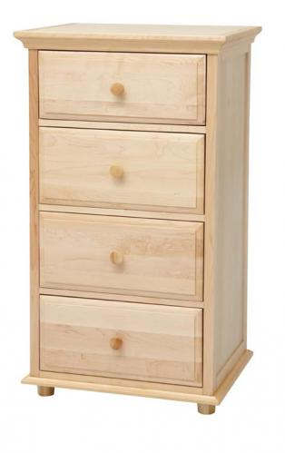 Big 4 1/2 Drawer Dresser by Maxtrix Kids (shown in natural) Thumbnail
