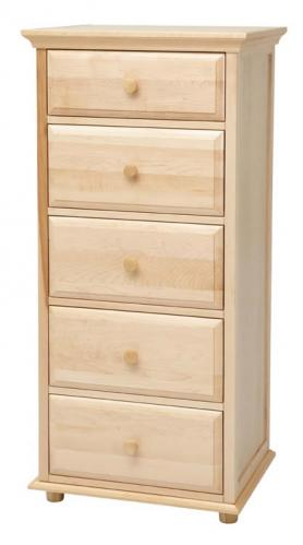 Big 5 1/2 Drawer Dresser by Maxtrix Kids (shown in natural) Thumbnail
