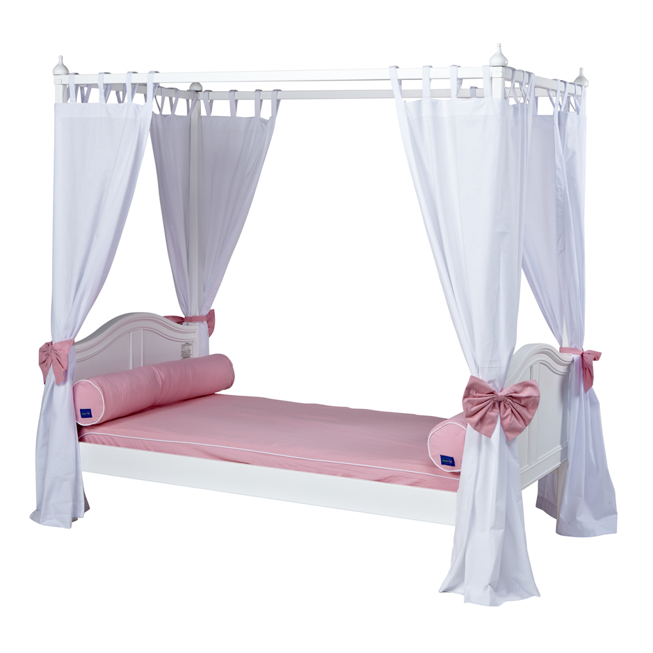 goldilocks 3 canopy bed with curved bed endsmaxtrix (260.1)