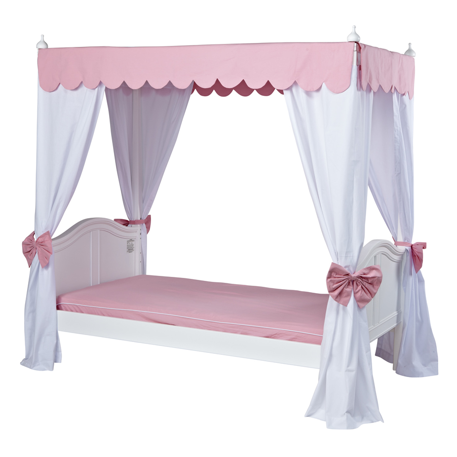 Goldilocks 2 Canopy Bed With Curved Ends By Maxtrix 260 Thumbnail 1