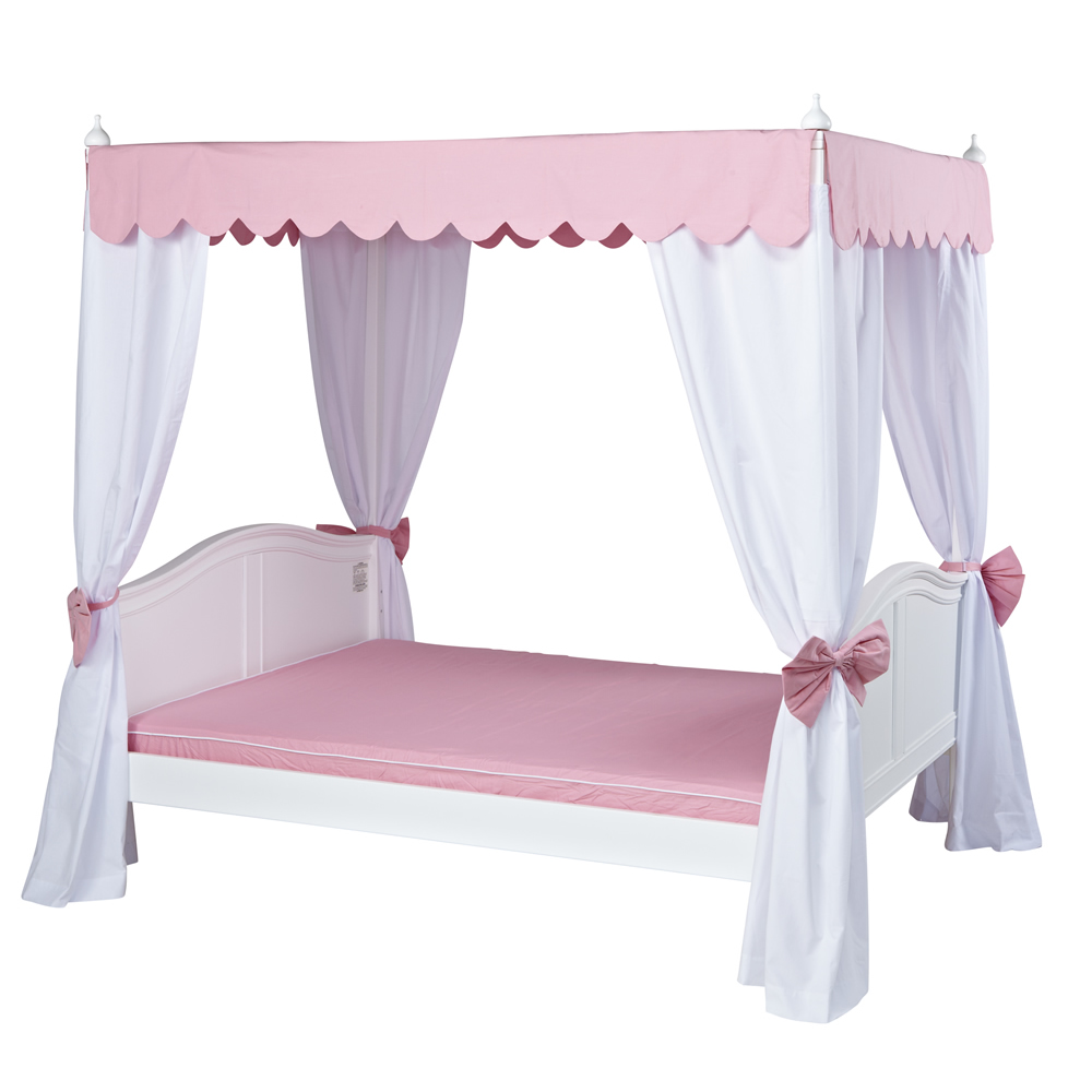 victoria 2 full size canopy bed by maxtrix 265 2. Black Bedroom Furniture Sets. Home Design Ideas