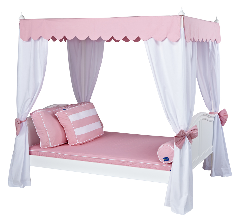 sc 1 st  Sweet Retreat Kids & Victoria 2 Full Size Canopy Bed by Maxtrix (265.2)