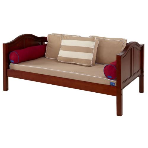 Daybed in Chestnut with Curved B (230) Thumbnail